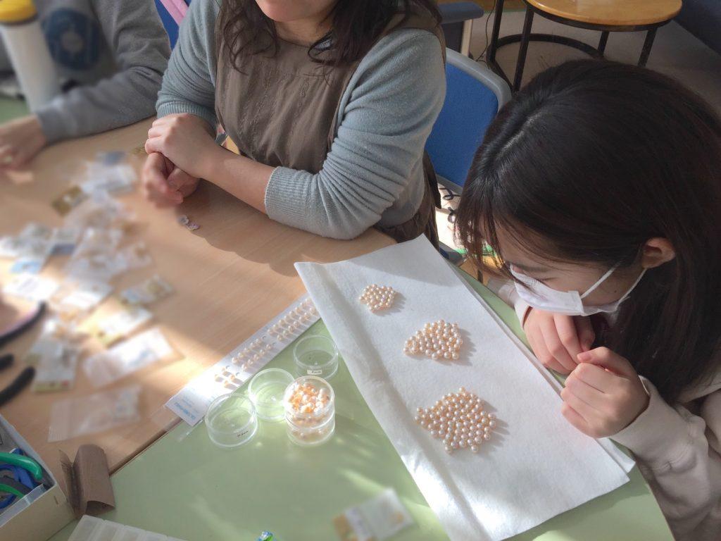 子どもの手作り体験教室